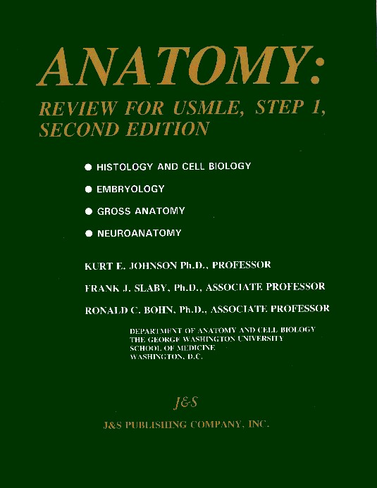 Anatomy Book Cover, Large