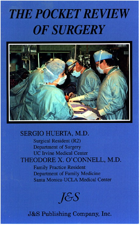 The Pocket Review of Surgery